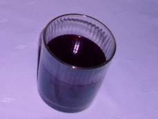 zakwas buraczany szklanka