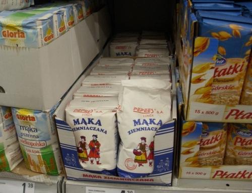 W bezglutenowej kuchni nie używam mąki ziemniaczanej