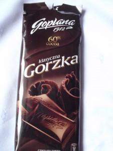 czekolada goplana