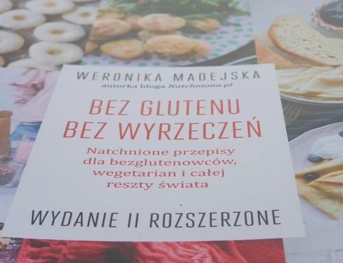 """Nowe wydanie """"Bez glutenu, bez wyrzeczeń"""""""