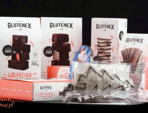 Bezglutenowe słodycze z Glutenexu
