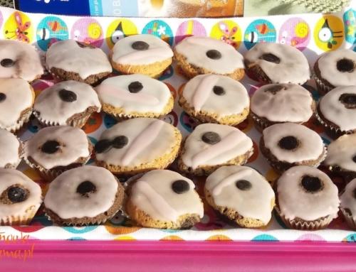 Puszyste muffinki bezglutenowe