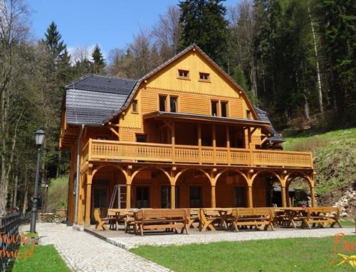 Bajeczne miejsce – Alpejski Dwór w Międzygórzu