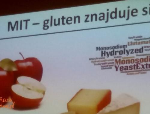 Gluten w jabłkach? Absurd