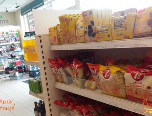 Produkty bezglutenowe Schaer na stacjach BP w Polsce