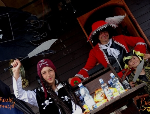 Rejs bezglutenowych piratów