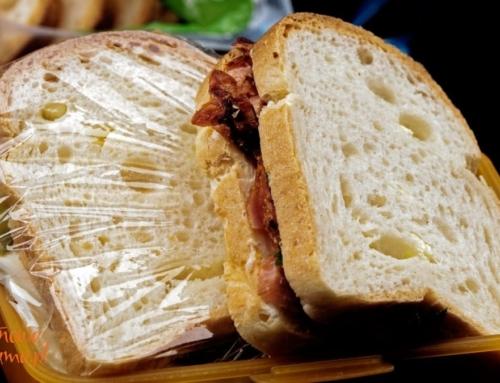 Chleb bezglutenowy bez gumy guar