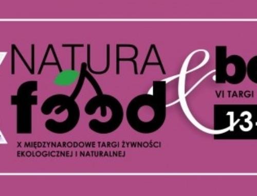 Jedziemy na Targi Natura Food 2017 w Łodzi