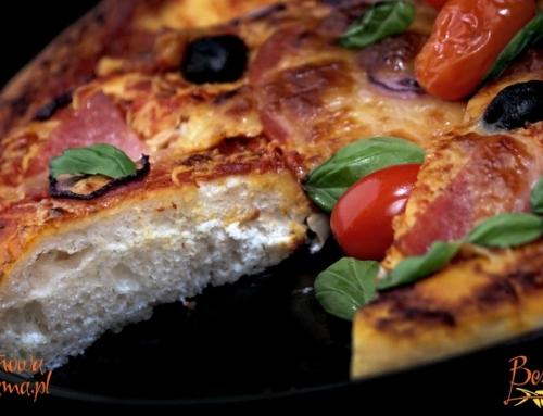 Klasyczna pizza bezglutenowa jest tylko jedna