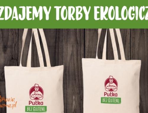 Ekologiczne torby z bezglutenowej piekarni