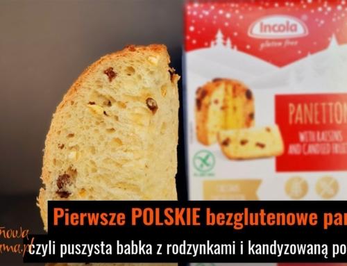 Pierwsze polskie panettone bezglutenowe – idealne na prezent