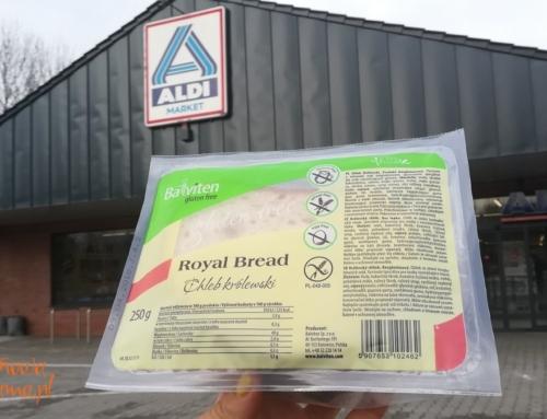 W markecie ALDI jest chleb bezglutenowy