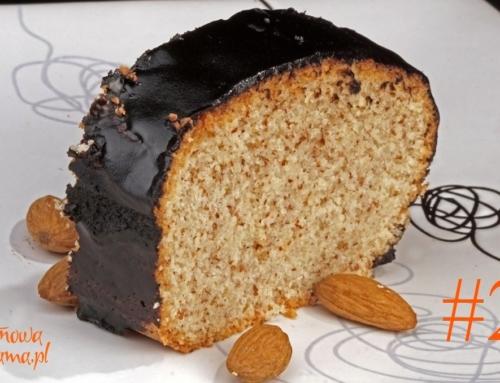 Zdrowe ciasto migdałowe bez glutenu- video