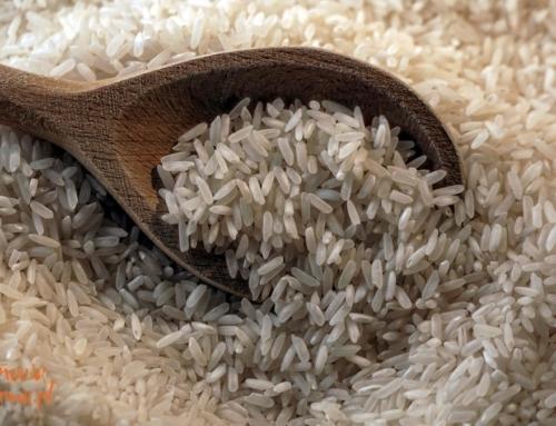 Czy zawsze ryż jest bezglutenowy?