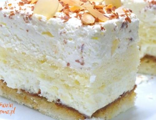 """Bezglutenowe ciasto """"Kukułka dla dorosłych"""" – prosty przepis"""