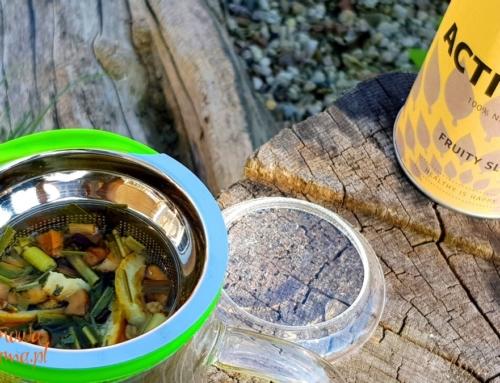 Bezglutenowe herbatki i koktajle owocowe na wiosnę