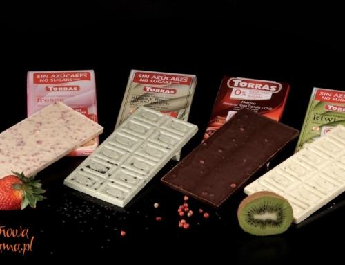 Bezglutenowe czekolady Torras bez cukru – nie tylko dla dzieci