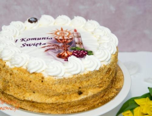 Hit 2018 r. – bezglutenowe torty komunijne na zamówienie