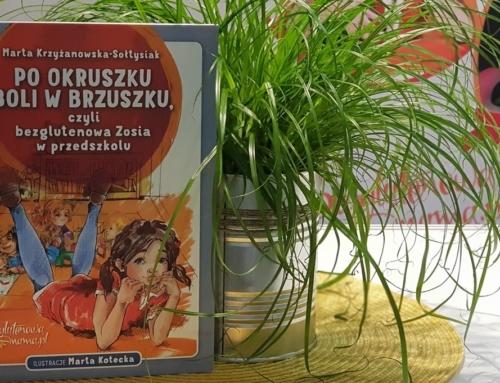 Książka Bezglutenowej Mamy w Radio Poznań – posłuchajcie!