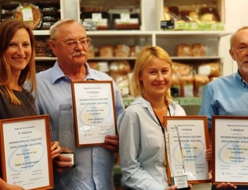 PUTKA – najwięcej nagród za pieczywo na Gluten Free Expo 2018