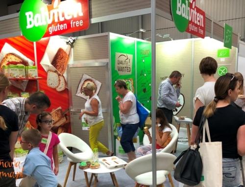 Gluten Free Expo 2018 – transmisja live
