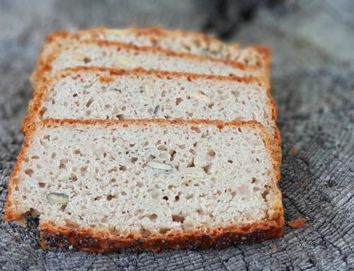 Tatrzański przepis na bezglutenowy chleb na zakwasie