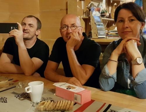 Unboxing na wakacjach bez glutenu w Tatrach – video