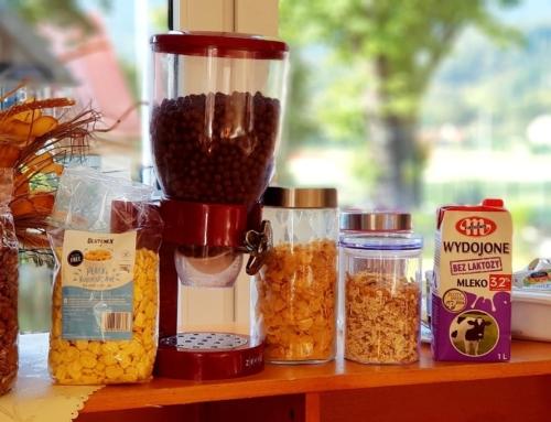 Nowość: bezglutenowe płatki kukurydziane bez cukru