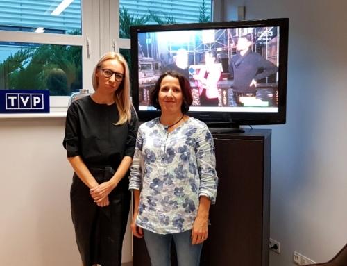 Bezglutenowa Mama w telewizji śniadaniowej TVP 3 Poznań