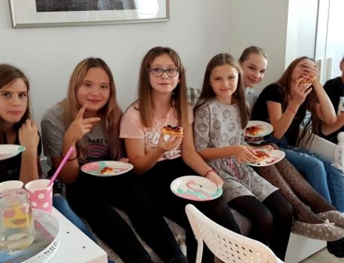 Bezglutenowe urodziny nastolatki – imprezka w domu