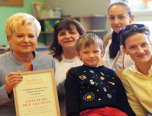 O naszym certyfikacie w portalu leszno24.pl