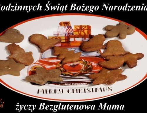 Rodzinnych i bezglutenowych świąt Bożego Narodzenia 2018