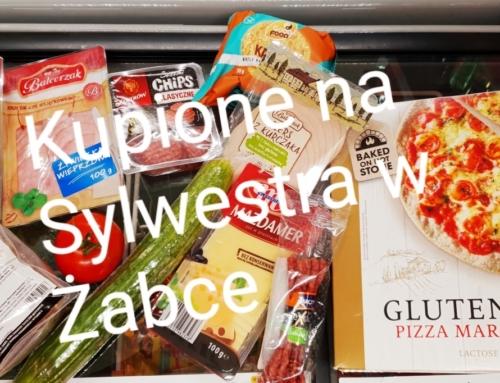 Szybkie zakupy bezglutenowe na Sylwestra 2018 – w marketach