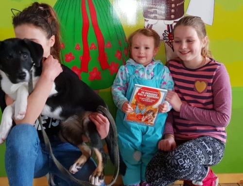 Dwuletnia Zosieńka pozna historię swojej bezglutenowej imienniczki