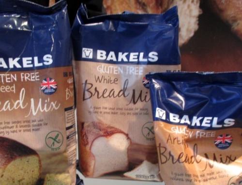 Bezglutenowe mixy Bakels na chleb znikają z rynku