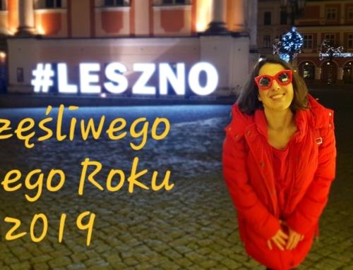 Noworoczne życzenia z Leszna –          z bezglutenowej stolicy Polski