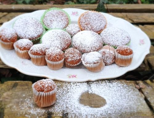 Bezglutenowe muffinki marchewkowe dla dzieci – bez miksów