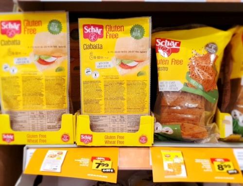 Promocja na bezglutenowe pieczywo w Netto i Intermarche