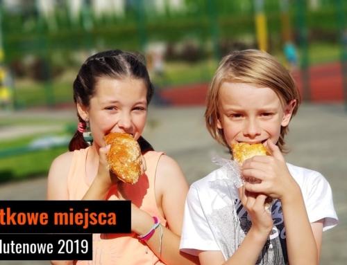 Dodatkowe miejsca na kolonie bezglutenowe dla dzieci 2019
