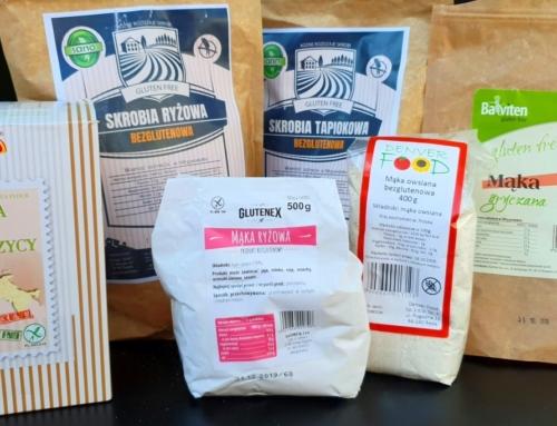 Zamienniki mąki pszennej w zdrowej diecie bezglutenowej