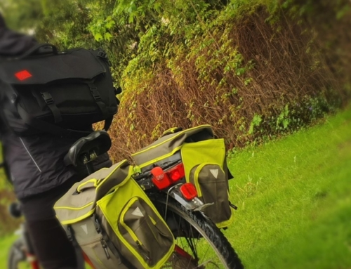 Prowiant na bezglutenowe wakacje na rowerze