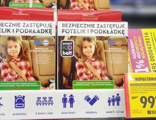 Jak bezpiecznie przewozić DUŻE dzieci samochodem? Alternatywa dla fotelika