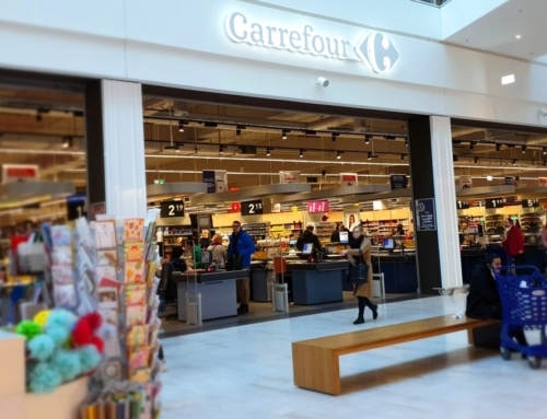 Bezglutenowe produkty w sieci Carrefour