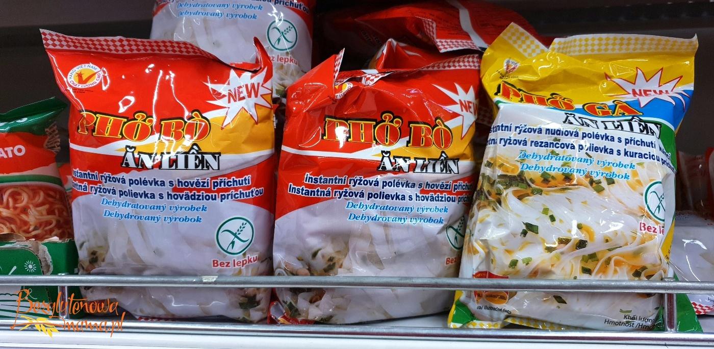Gdzie Kupić Chińskie Zupki Bezglutenowe Bezglutenowa Mama