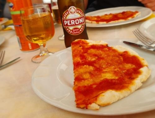 Włoska pizza bezglutenowa nie zawsze jest pyszna