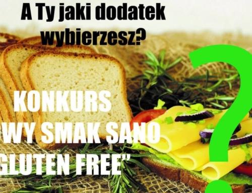 Konkurs: zaprojektuj chleb bezglutenowy bez alergenów