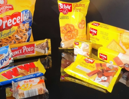 Bezglutenowe zamienniki znanych słodyczy – Dr. Schär