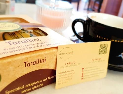 Bezglutenowe ciastka w zwykłej kawiarni – ale we Włoszech…
