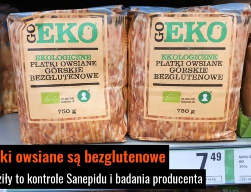 Sanepid potwierdził: bezglutenowe płatki owsiane z Netto są OK