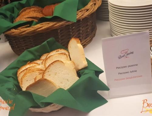 Warto walczyć o bezglutenową dietę na imprezie lub konferencji